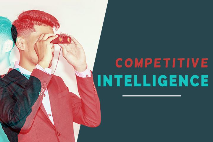 Competitive Intelligence - Immer wissen was auf dem Markt los ist!