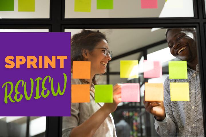 Sprint Review Meeting - der perfekte Abschluss Ihres Scrum Projektes