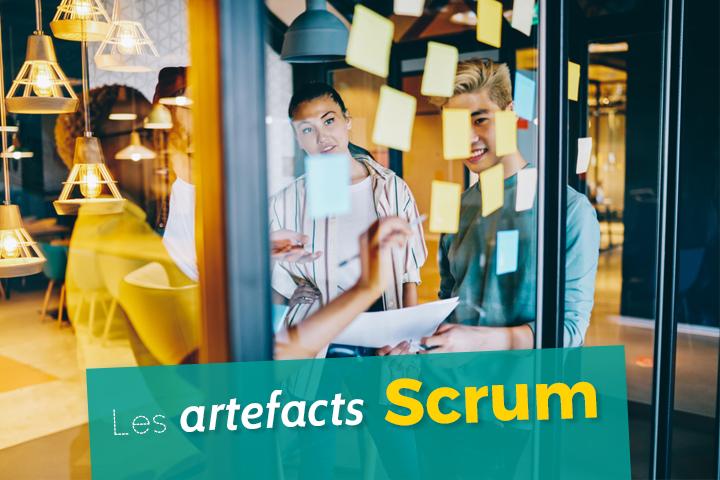 Les artefacts Scrum, 3 piliers pour mener un sprint efficace en équipe