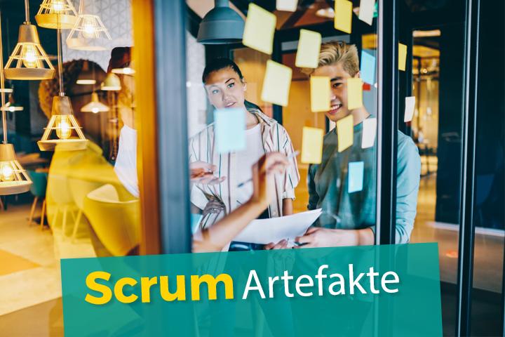 Was sind Scrum Artefakte und welche Rolle spielen sie im Projektmanagement?