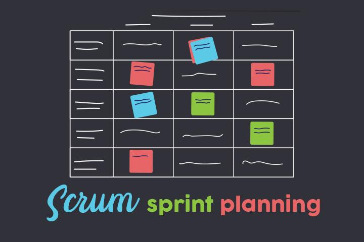 Sprint planning : rien ne sert à votre équipe de courir, il faut qu'elle parte à point