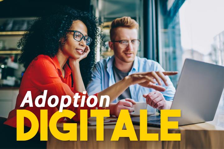 L'adoption digitale : l'enjeu majeur de la transformation numérique de votre entreprise
