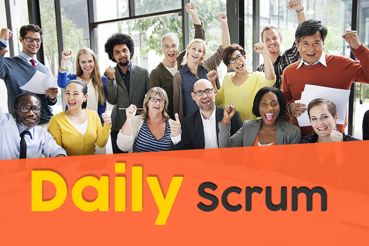The Daily Scrum: Your Daily Stand-Up Meeting