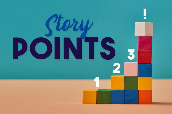 Story Points: todos los puntos cuentan en esta historia