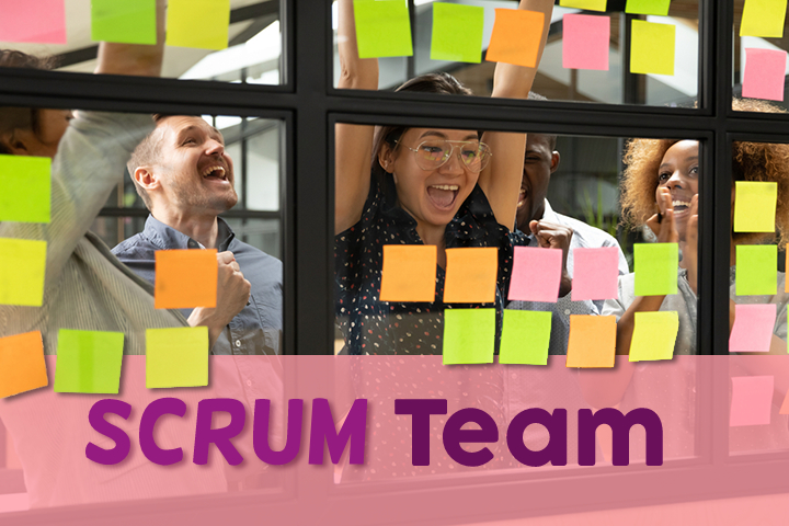 Be Agile and Learn All the Different Roles in the Scrum Team Structure