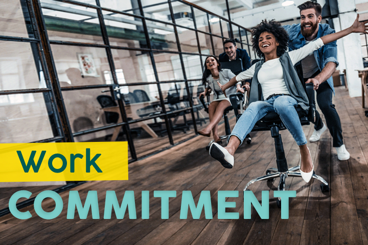 How to Maximize Work Commitment & Improve Productivity