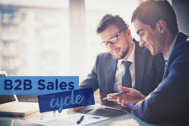 The 7 Fundamental Steps of a B2B Sales Cycle