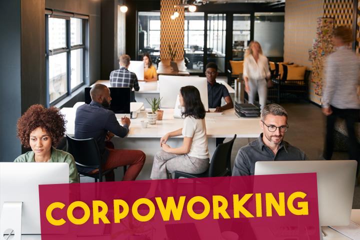 Corpoworking : l'espace de coworking en entreprise qui casse les codes du bureau
