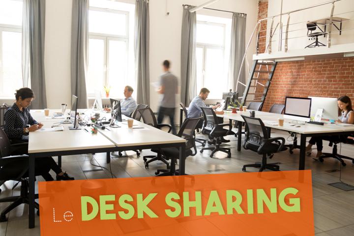 Le desk sharing ou la fin du bureau individuel : une révolution de l'espace de travail