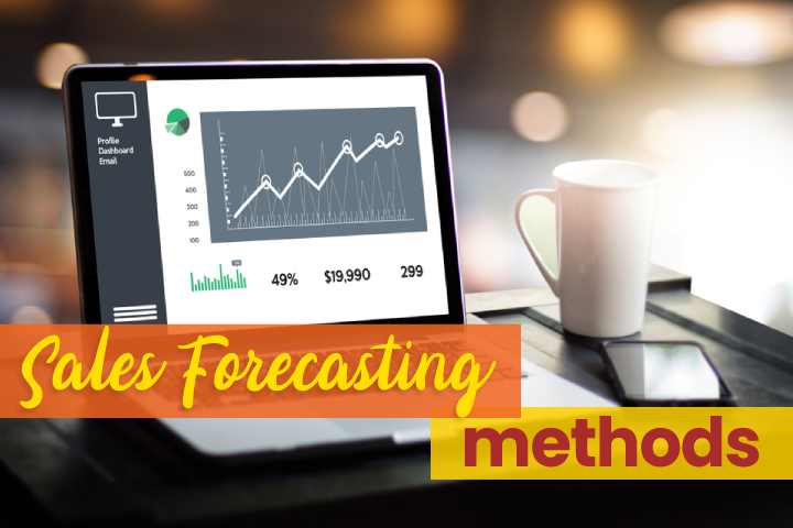 Sales Forecasting Methods: The Ultimate Guide