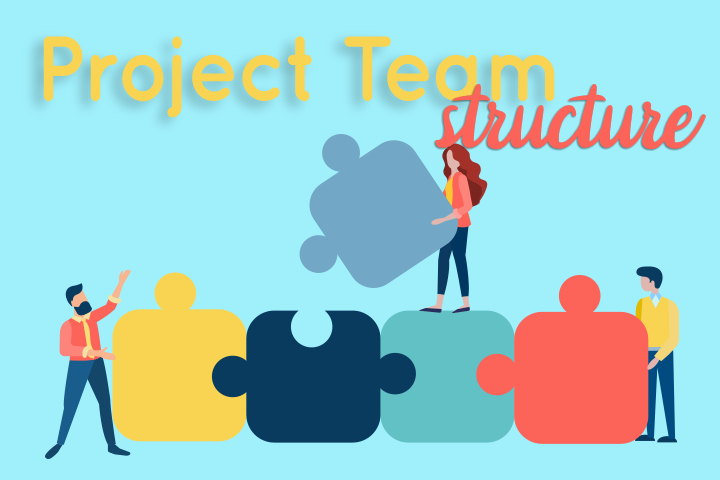 Lead Your Projects to Success with a Solid Project Team Structure