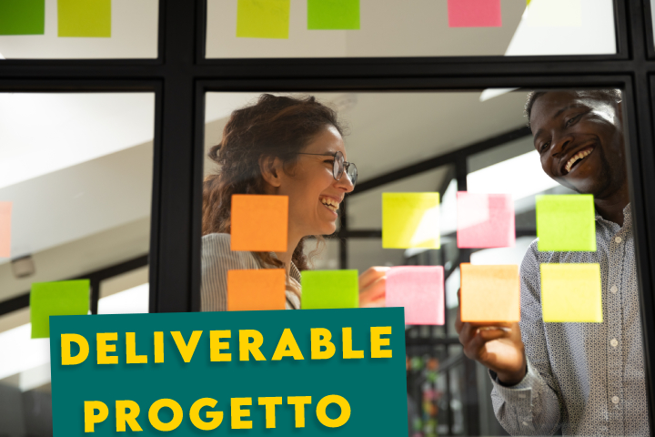 deliverable di progetto