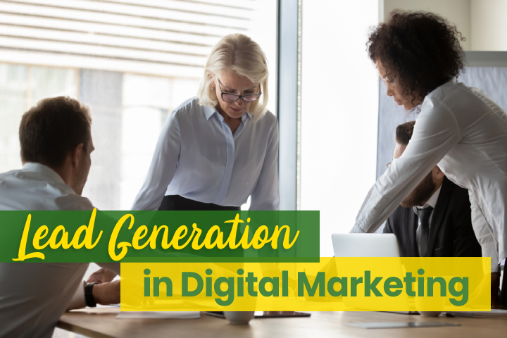 Take the Highway to Success with Lead Generation in Digital Marketing!