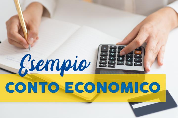 Esempio di Conto economico: come compilare questo importante documento contabile