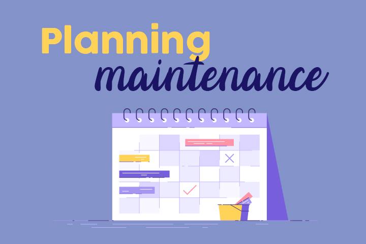 Comment faire un planning de maintenance : enjeux, astuces et outils