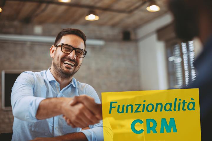 Funzionalità CRM