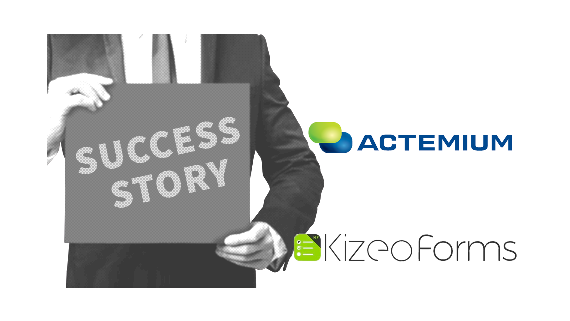 Digital Transformation: Actemium opts for Kizeo Forms to automate its maintenance activities