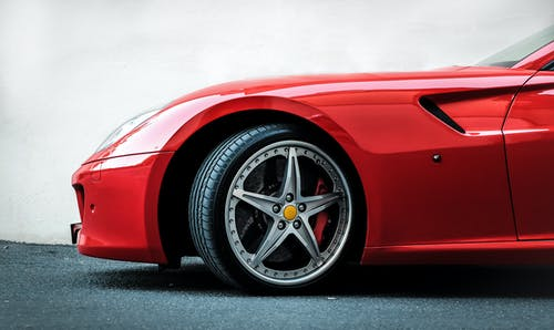 Drive the italian dream...Ferrari.
