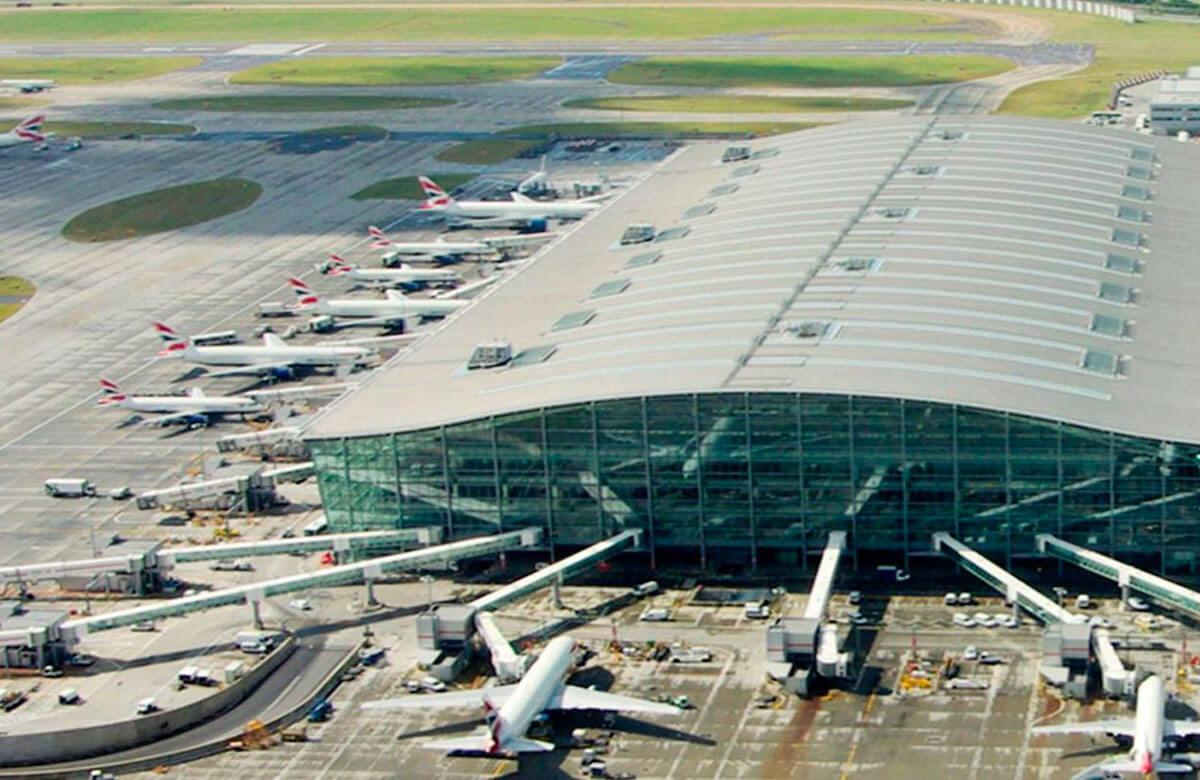 Le top 5 plus grands aéroports d'Europe