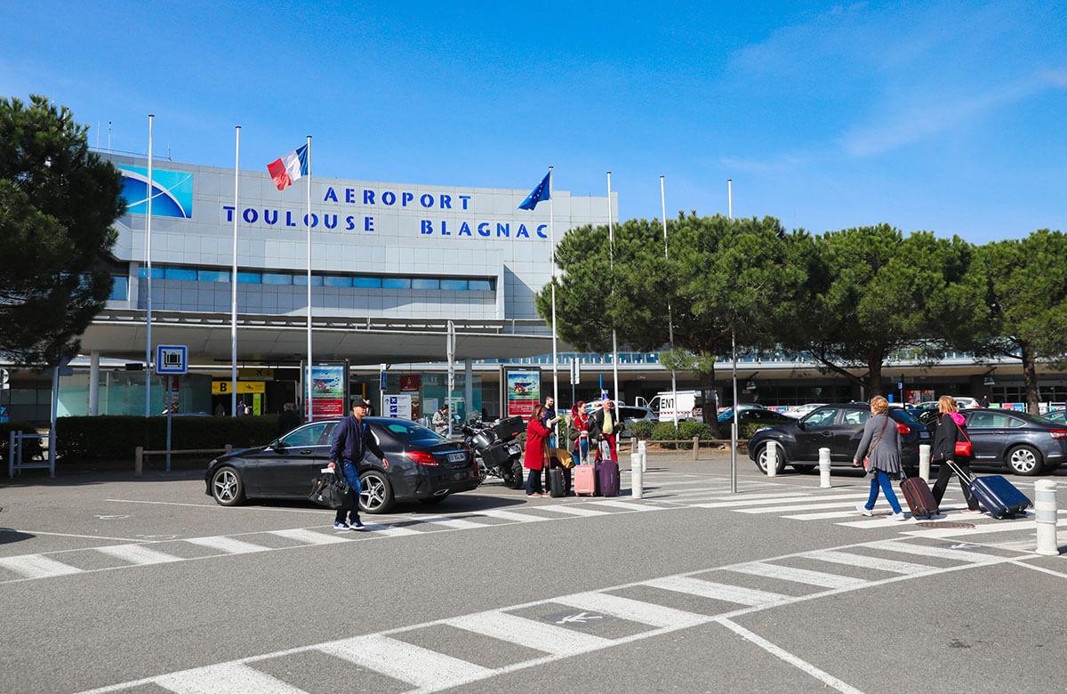 Les parkings de l'aéroport Toulouse-Blagnac