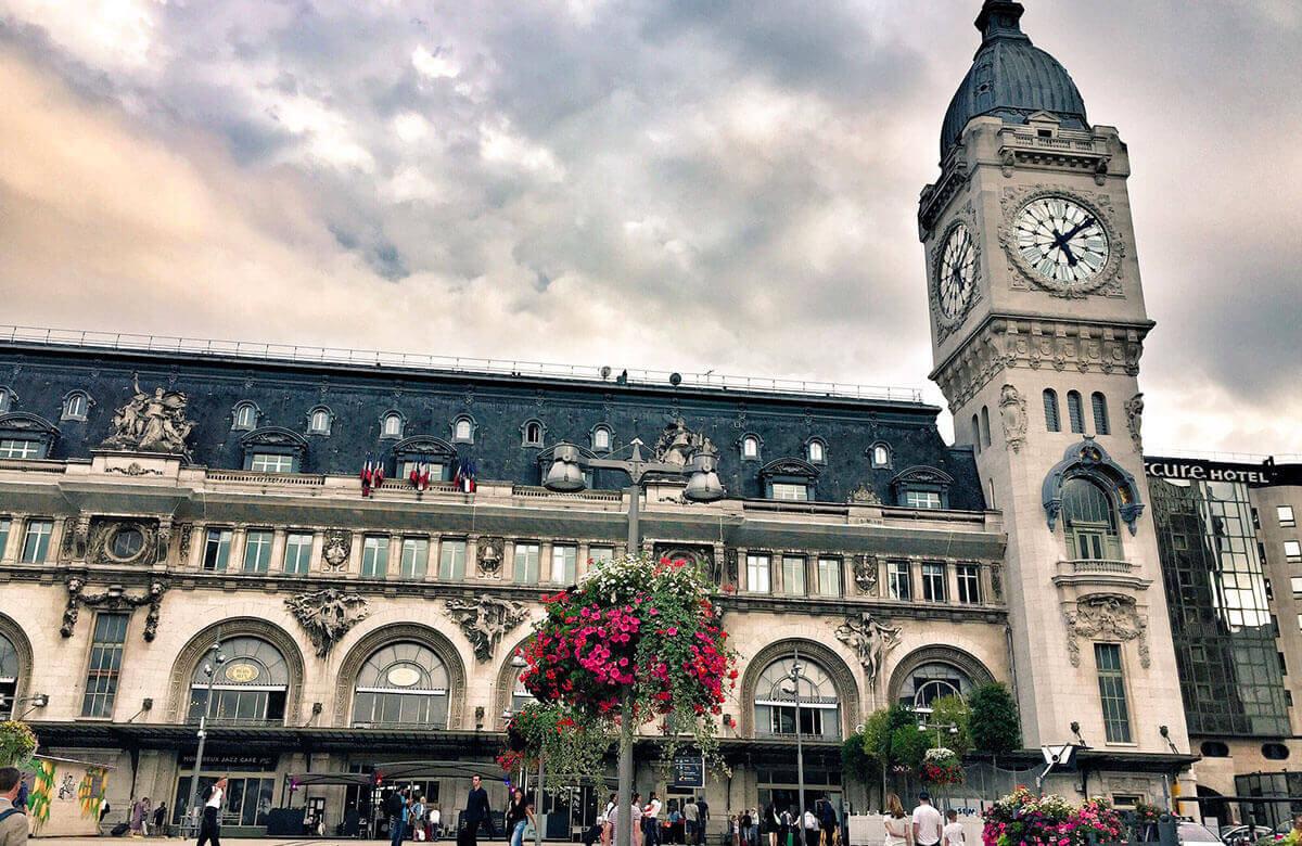 L'histoire de la gare de Lyon