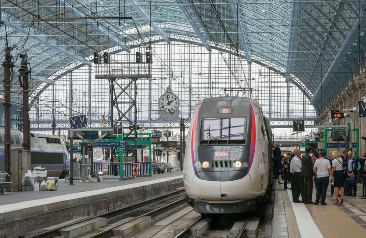 L'historique de la gare Montparnasse