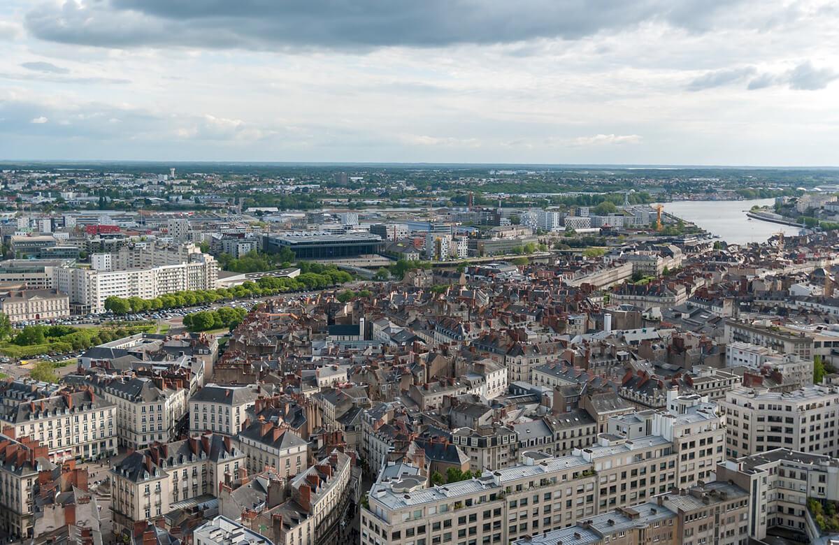 Le service de voituriers à Nantes