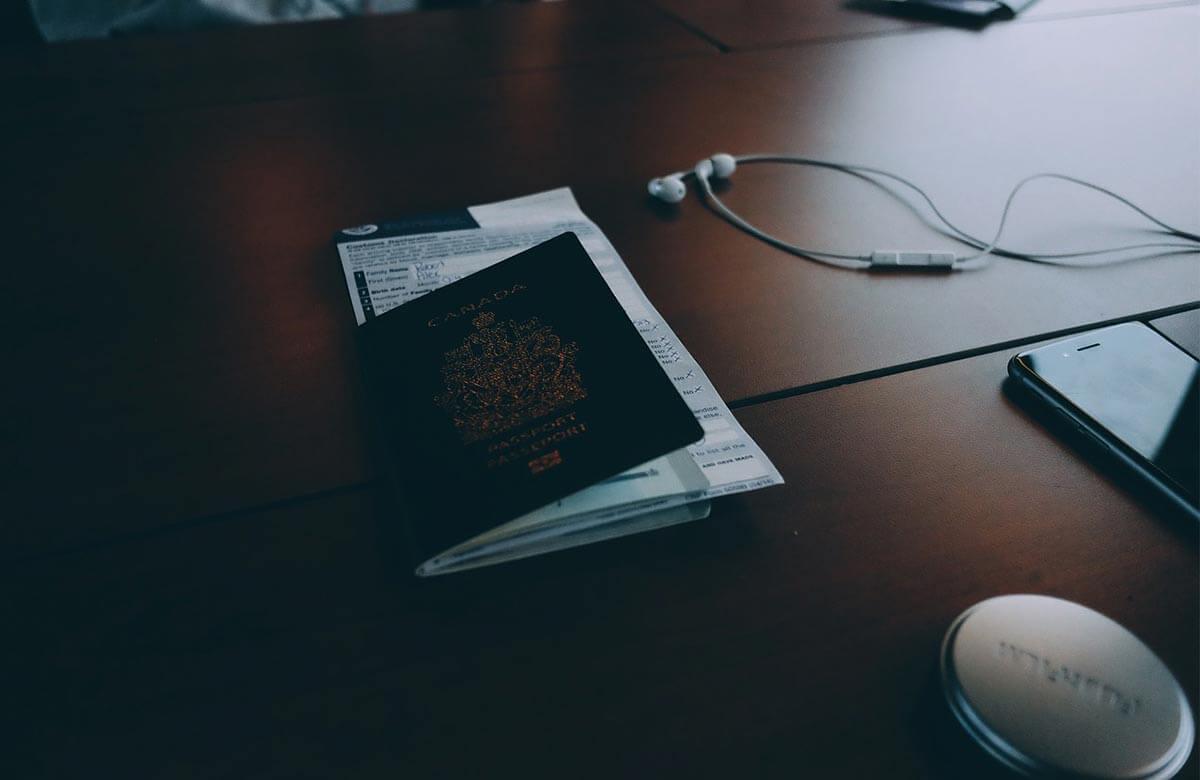 Qu'est-ce qu'une pré-demande de passeport ?