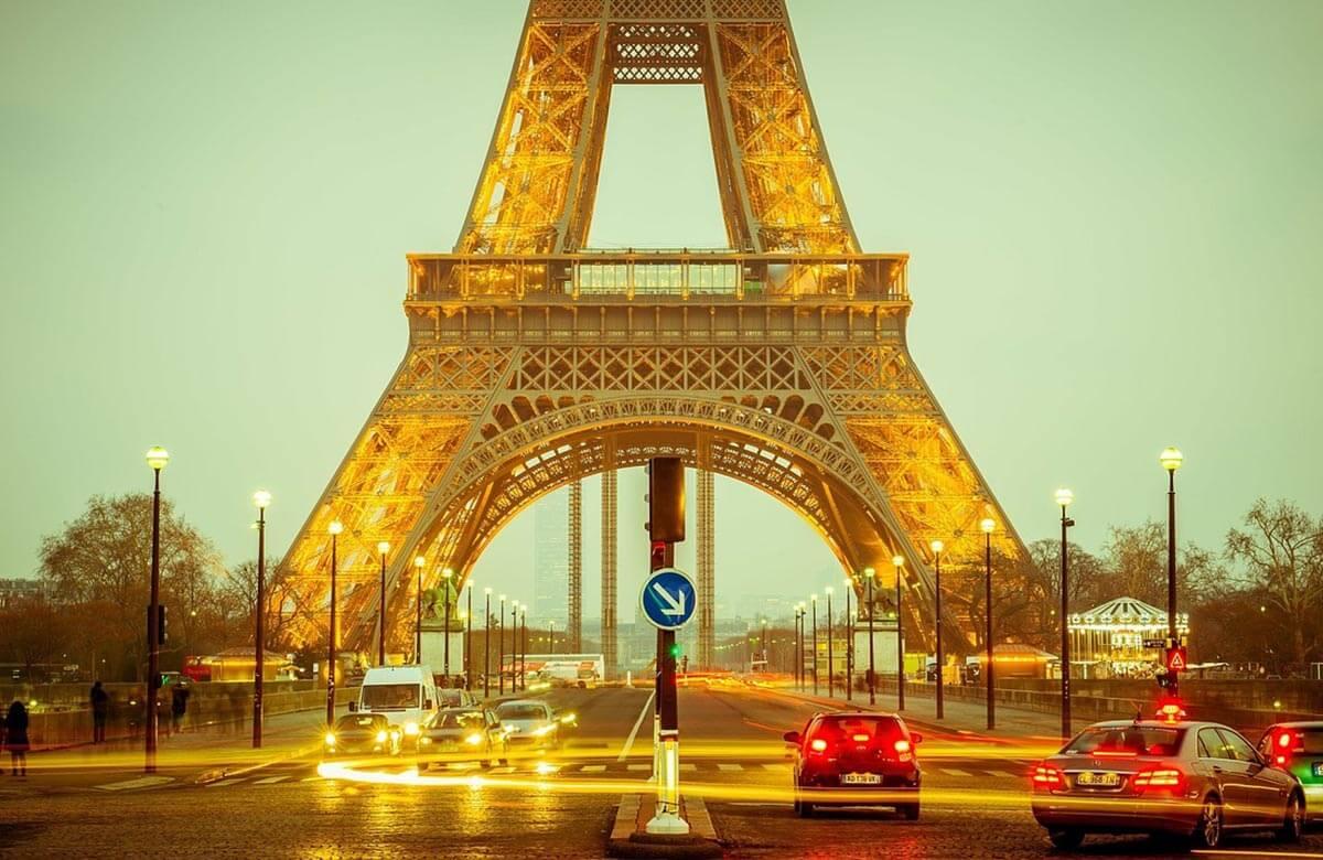 Le service de voiturier à Paris