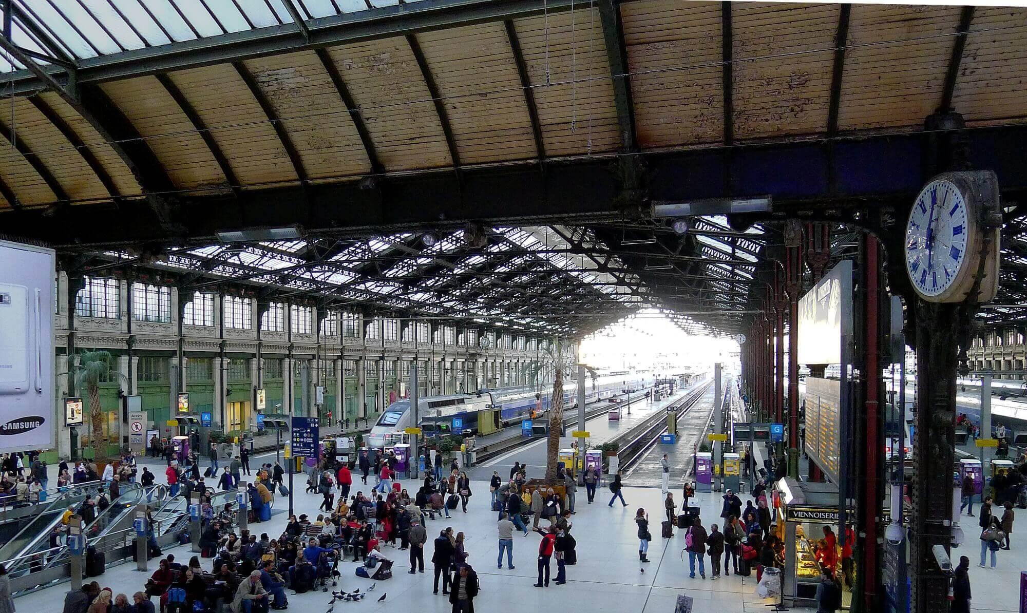 Tout savoir sur les consignes à bagages à la gare de Lyon
