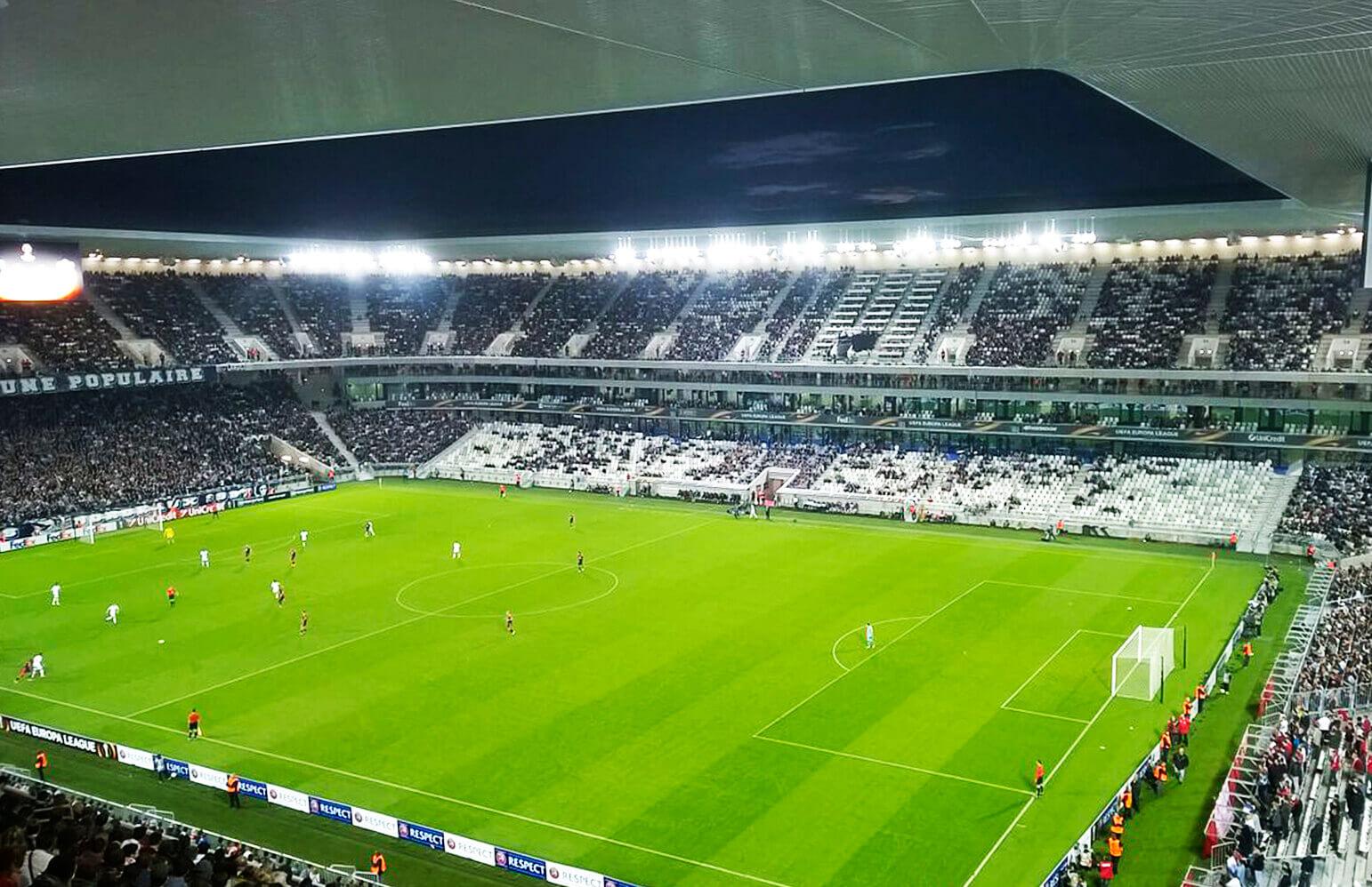 Comment se garer au stade Matmut Atlantique de Bordeaux ?