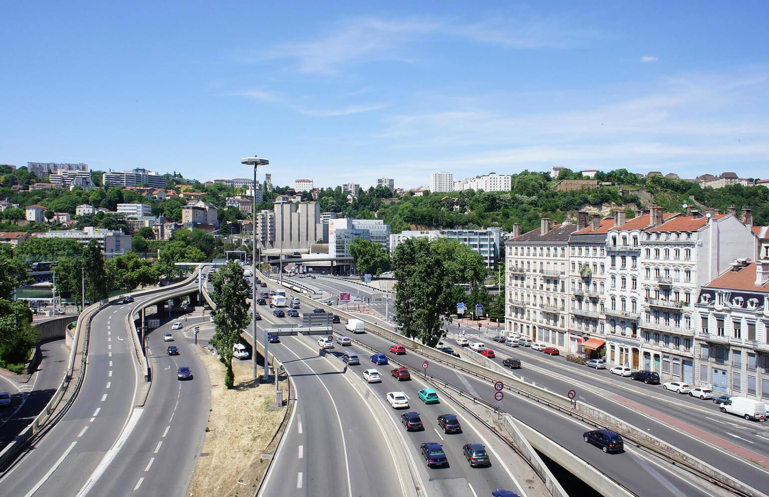 Les transports entre l'aéroport de Lyon et la gare Lyon Part-Dieu