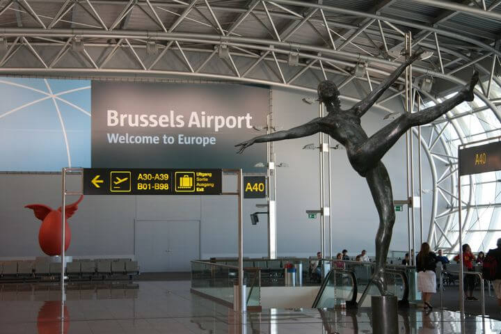 Les bons plans parking de l'aéroport de Bruxelles Zaventem