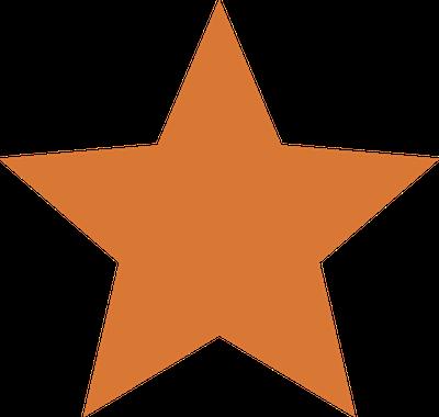 étoile bronze