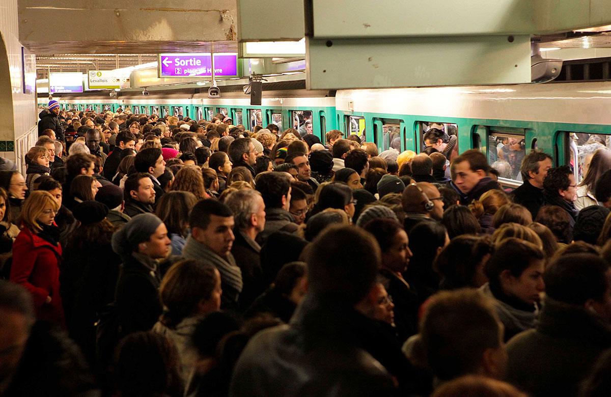 Grève du 5 décembre : les solutions alternatives