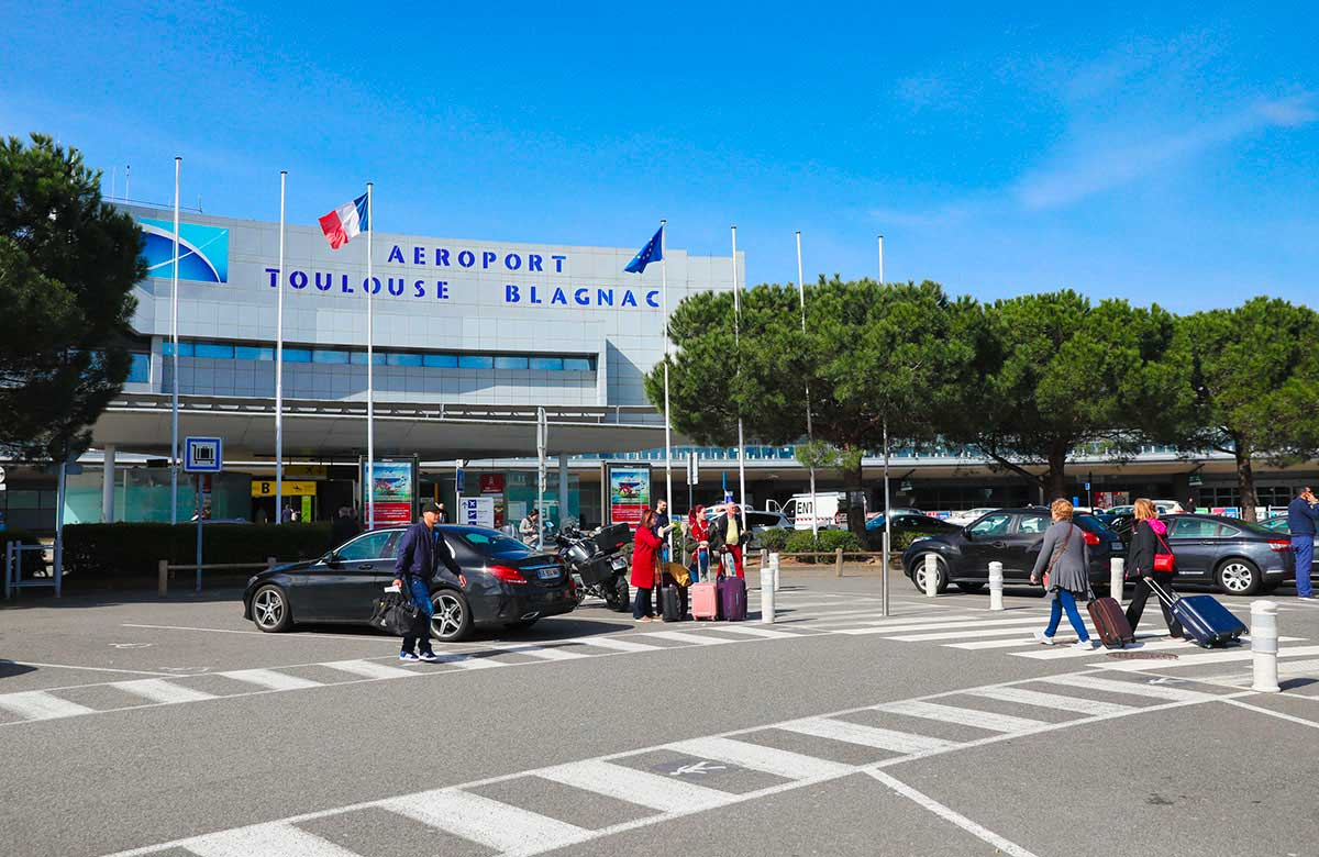 Comparateur des parkings de l'aéroport Toulouse-Blagnac