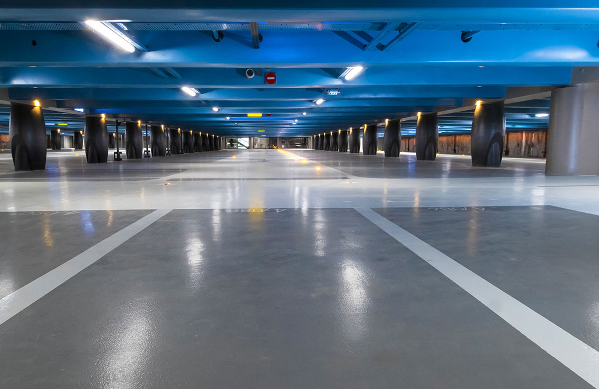 Comparateur des parkings de la gare de Lyon