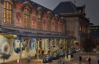Paris Gare d'Austerlitz