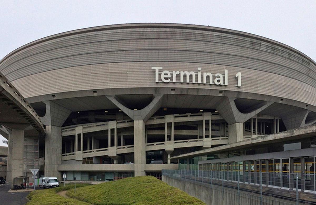 Les principaux aéroports français