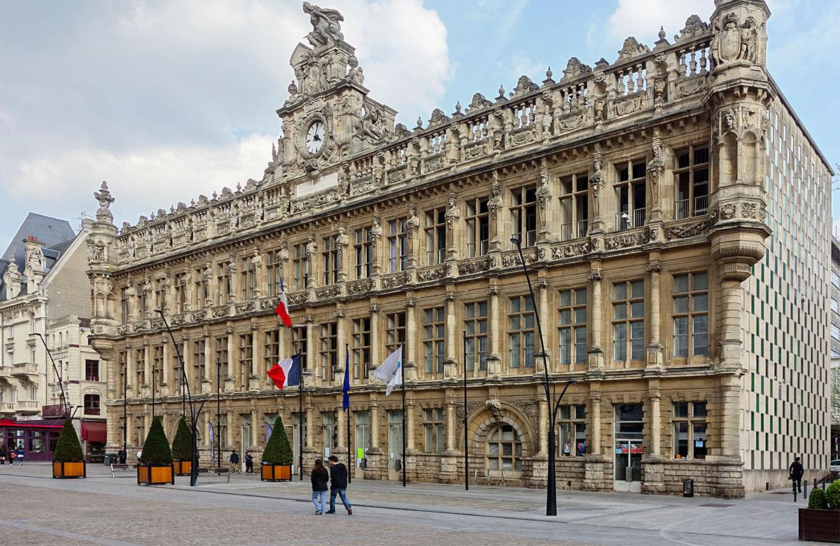 Comment aller de Lille Flandres à Valenciennes ?