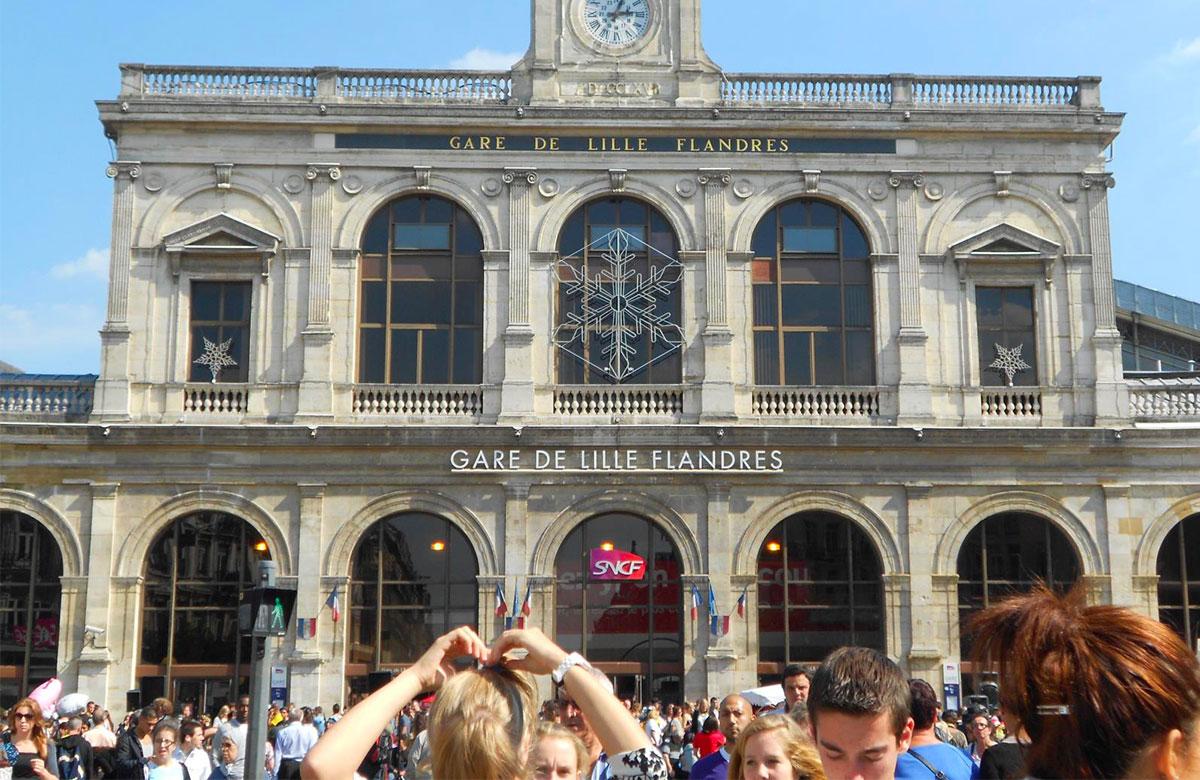 Lille Flandres ou Lille Europe : deux gares pour la métropole lilloise