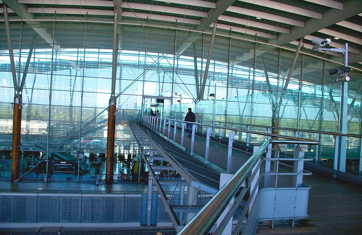 Tout savoir pour stationner facilement à la gare TGV d'Aix-en-Provence