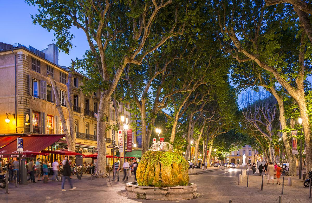 Comment aller de Marseille à Aix-en-Provence ?