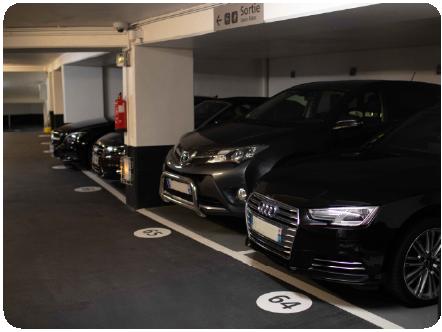 parking couvert