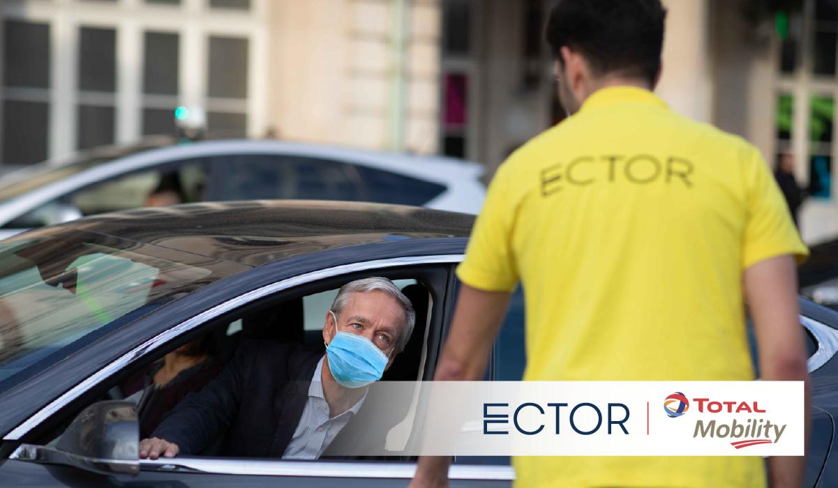 Ector signe un partenariat avec TOTAL MOBILITY