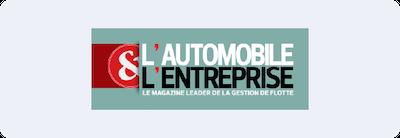 logo l'automobile entreprise