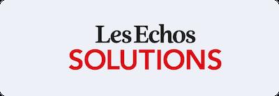 logo les echos solutions