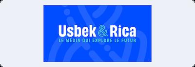 Logo Usbek et Rica - article Ector