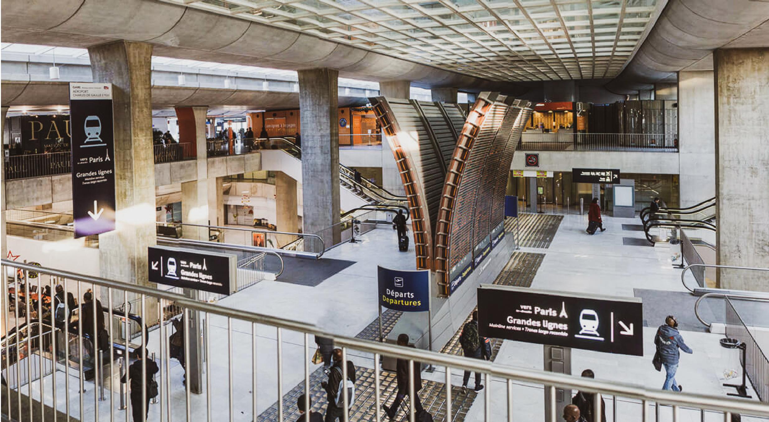 Aéroport de Roissy : enfin l'ouverture du terminal 2B