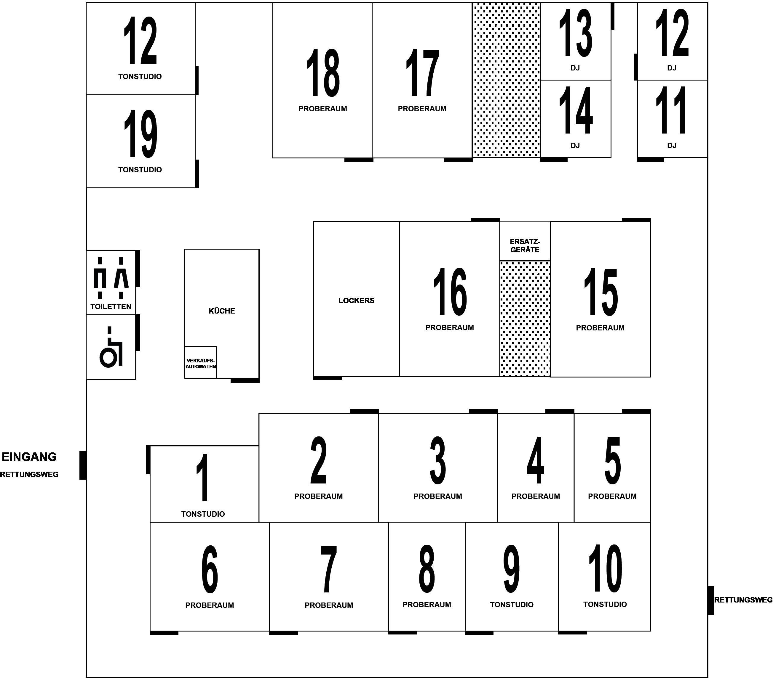 Floorplan: Erdgeschoss